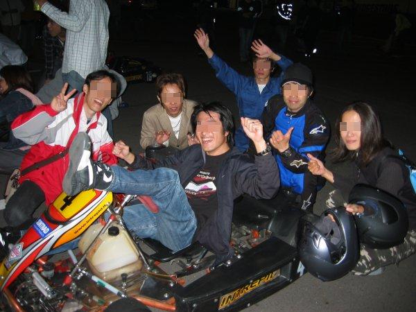爆笑・美浜カート耐久レース
