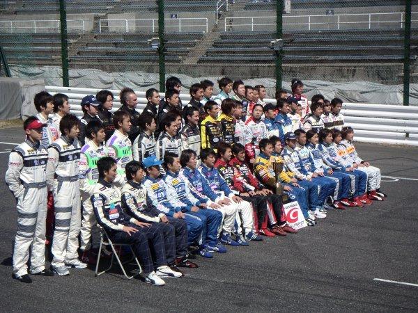 2007 SuperGT開幕戦@鈴鹿 予選