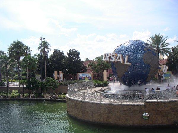 5日目:Universal Orlando