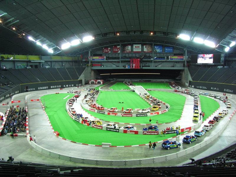 Rally Japan Day0(笑