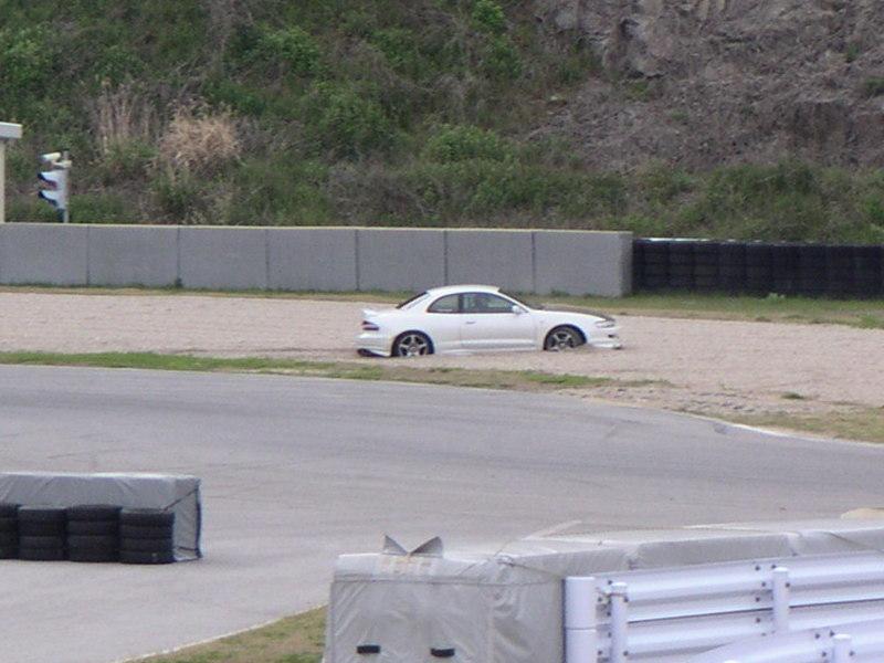 西浦で車載動画テスト