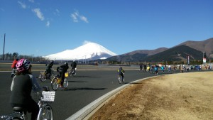 ママチャリGP 2015 in富士スピードウェイ
