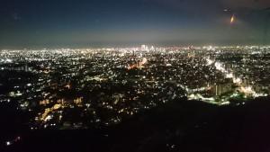 「東海随一の夜景」だそうな。
