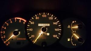2号機88,888km