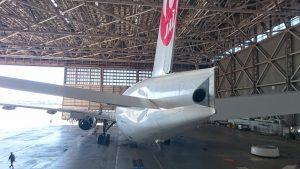 JAL工場見学とアフタヌーンティー