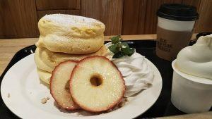ELKのパンケーキ