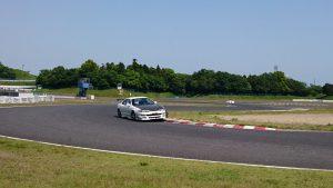 南コースの2コーナー