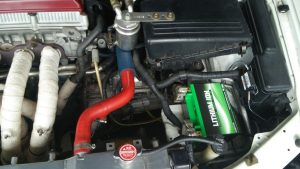 再びリチウムバッテリー