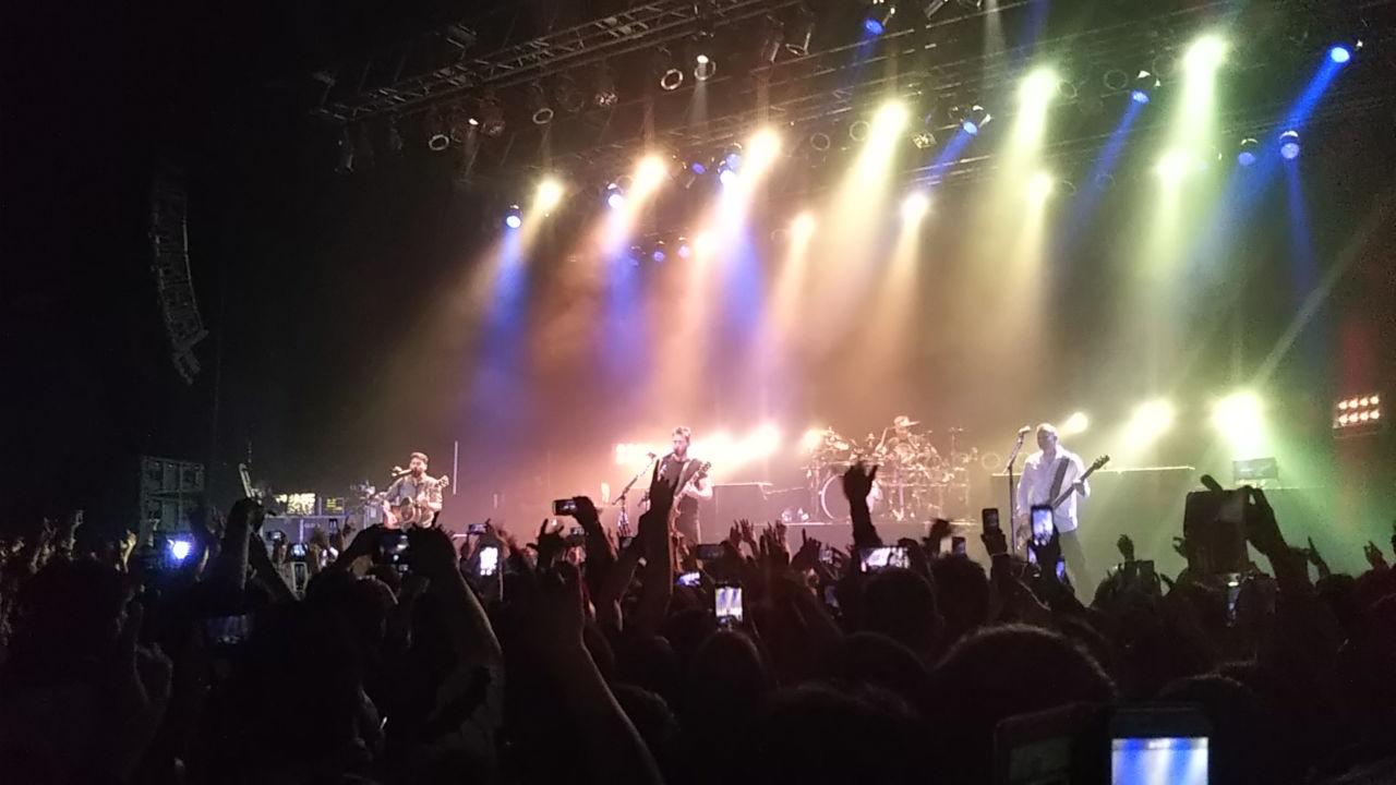 Nickelback Live!
