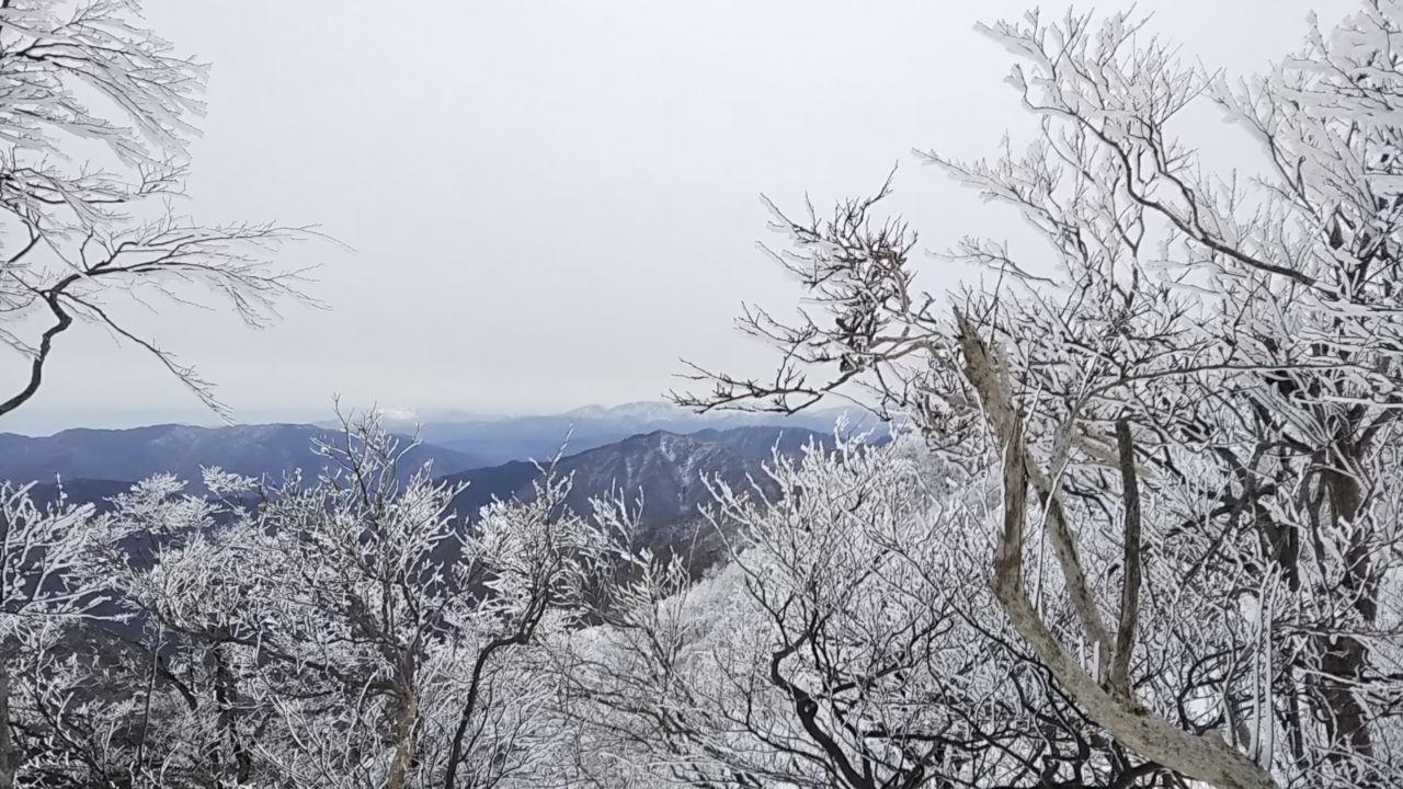 雪山デビュー