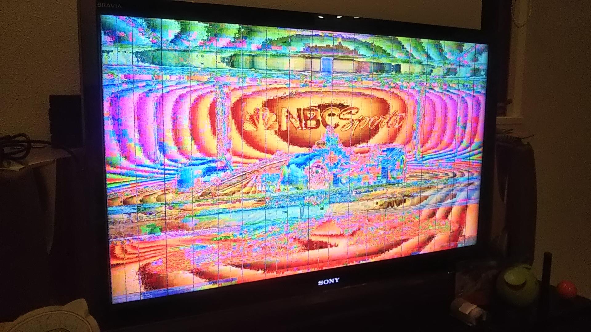 ウチのTV