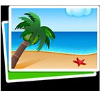 NASの画像アプリ